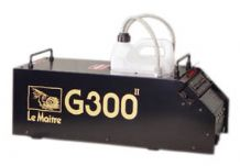 Le Maitre G300 Fog Machine